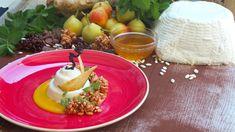 Che bontà! Panna Cotta, Bar, Ethnic Recipes, Food, Dulce De Leche, Essen, Meals, Yemek, Eten