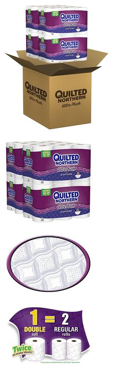 Toilet Paper 179204 Toilet Paper Quilted Northern Ultra Plush Bath