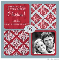 Choose from 71 different fonts to personalize your greeting card just the way you want it !