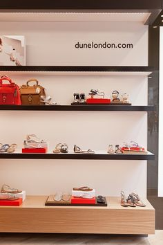 Shoe store Dune strides into New York - Retail Design World