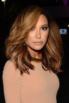 Stellar Strands: 5 Stars We Think Deserve a Hair Contract // Naya Rivera