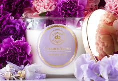 Charmed Aroma Candle - Sweet Pea Valley Please! I hope the ring inside fits! Christmas 2015, Christmas Birthday, All Things Christmas, Birthday Gifts, Christmas Gifts, Soy Candles, Scented Candles, Charmed Aroma Candles, Outdoor Dinner Parties