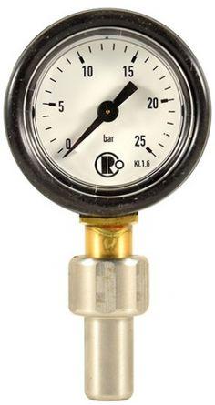 Manometre de test pour extincteurs a pression permanente