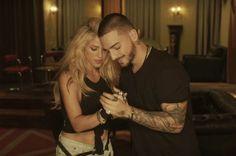 La artista colombiana Shakira ha vuelto a triunfar en nuestro país con su nuevo single junto a Maluma, 'Chantaje'.