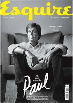 Esquire Colombia/Agosto 2015