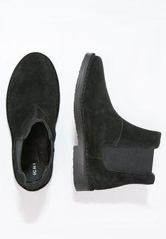 ICHI VEGA - Ankle boot - black za 419 zł (19.09.16) zamów bezpłatnie na Zalando.pl.