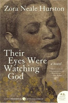 """Their Eyes Were Watching God, 1937 novel & best known work of African American writer by Zora Neale Hurston. Narrates main character """"ripening from a vibrant, but voiceless, teenage girl into a woman with her finger on the trigger of her own destiny"""". Has come to be regarded as a seminal work in both African American literature & women's literature."""