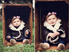 Oooo  I would love to find one of these old crates!!  ♥  Sweet {B} Family :: {Lake Oswego, Or. Lifestyle Family Photographer} » VeLvet OwL Photography Blog