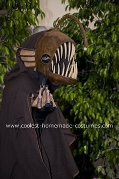 1000 images about charactors and costumes on pinterest for Angler fish costume