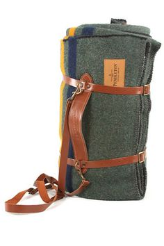 Pendletons Yakima Blanket with Carrier | Dwell