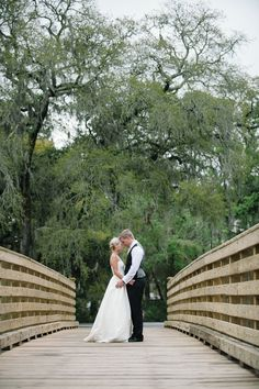 Wedding at Palmetto Dunes, Hilton Head Island @Style Me Pretty