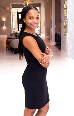 Professional Portrait, High Neck Dress, Black, Dresses, Fashion, Turtleneck Dress, Vestidos, Moda, Black People