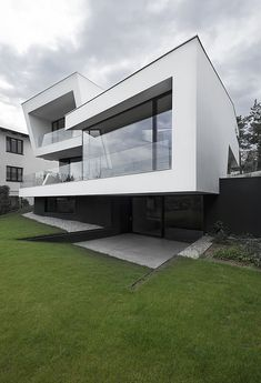 House Z, Prague, closer architects
