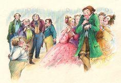 Children's Book Illustration - Jill Bennett