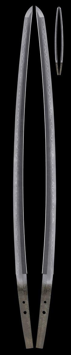 刀 備前長船住横山祐包作 友成五十八代孫文久元年八月日(新々刀上作) Katana[Yokoyama_Sukekane](sinsintou jou-saku)