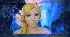 Disney Character Cosplay This Woman Transforms Into 15 Disney Characters And It's Amazing - Makeup is magic. Cosplay Disney, Tangled Cosplay, Disney Characters Costumes, Epic Story, Cartoon Movies, Disney Fun, Disney And Dreamworks, Disney Channel, Best Makeup Products