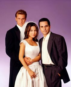 Sonny/Brenda/Jax from General Hospital