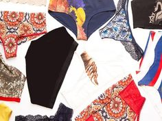 """10 pairs of ethical, eco-friendly underwear for men and women"" (slideshow) (via Treehugger) (11 August 2014) Highlights several companies working to make fair-trade, fair work, and/or eco-friendly undies."