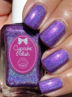 Cupcake Polish Queen Anthias // @kelliegonzoblog