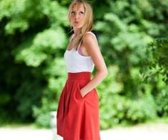pocket skirt... yes please by lolita