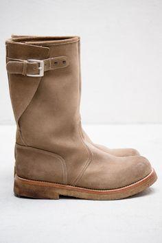 Suede Gandar Boot