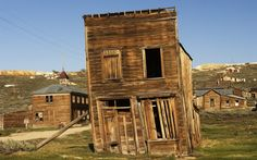 Strange Places in California | Bodie, California | Strange & Surreal Abandoned Places