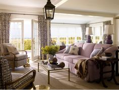 Living room by Katie Ridder