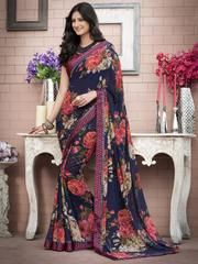 Sarees Online: Shop the latest Indian Sarees at the best price online shopping. From classic to contemporary, daily wear to party wear saree, Cbazaar has saree for every occasion. Latest Indian Saree, Indian Sarees Online, Indian Beauty Saree, Floral Print Sarees, Printed Sarees, Georgette Sarees, Silk Sarees, Saris, Cotton Saree