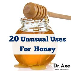 With so many great benefits, why not try adding a little raw honey to your diet?