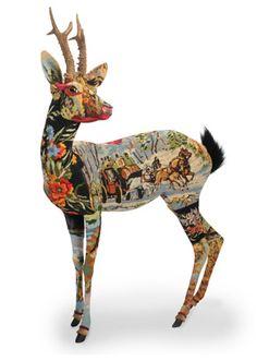 L'art définitivement kitsch de Frédérique Morrel | Le Blog du Kitsch