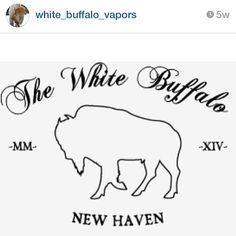 Please take a second to follow our store on Instagram @WHITE_BUFFALO_VAPORS... White Buffalo Vapors, New Haven's first vapor lounge, offering the highest quality artisan e-juices and the highest quality, in demand vaping supplies #vapelife  #vape #vapewithusyouknowwegotit #premium #ejuice #vapors #artisan #whitebuffalo @white_buffalo_vapors #Padgram