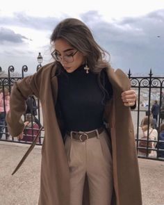 beautiful autumn outfits - find the most beautiful outfits for your autumn look . - beautiful autumn outfits – find the most beautiful outfits for your autumn look. Winter Outfits For Teen Girls, Winter Fashion Outfits, Look Fashion, Fall Outfits, Autumn Fashion, Vintage Winter Fashion, Fashion Women, Summer Outfits, Autumn Aesthetic Fashion