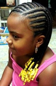 Black Kids Hairstyles Braids Enchanting Don't Know What To Do With Your Hair Check Out This Trendy Ghana