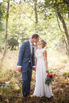 Rustic Brights Wedding by Adene Photography   SouthBound Bride