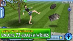 Top iPhone Game #113: The Sims 3 - Electronic Arts by Electronic Arts - 05/15/2014