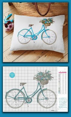 Thrilling Designing Your Own Cross Stitch Embroidery Patterns Ideas. Exhilarating Designing Your Own Cross Stitch Embroidery Patterns Ideas. Cross Stitch Charts, Cross Stitch Designs, Cross Stitch Patterns, Cross Stitch Pillow, Cross Stitching, Cross Stitch Embroidery, Hand Embroidery, Christmas Embroidery, Pillow Embroidery