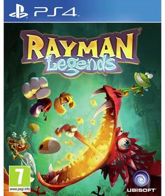 Buy Rayman Legends PS4 Game at Argos.co.uk - Your Online Shop for PS4 games.