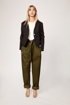The Mimi Trouser Forest