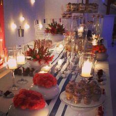 Dessert table display #malitajoubertcatering