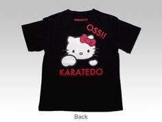 OSS!!ハローキティTシャツ後ろ