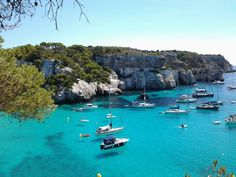 Read our guide to island hopping around the Balearic Islands of Mallorca, Menorca, Ibiza, and Formentera.