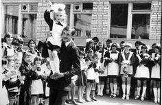 Последний звонок в советской школе - Позитив из Города Солнца