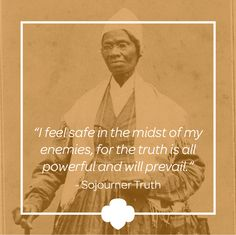 Sojourner Truth Quotes Prepossessing Coretta Scott King Alongside Her Husband Martin Luther King Jr .