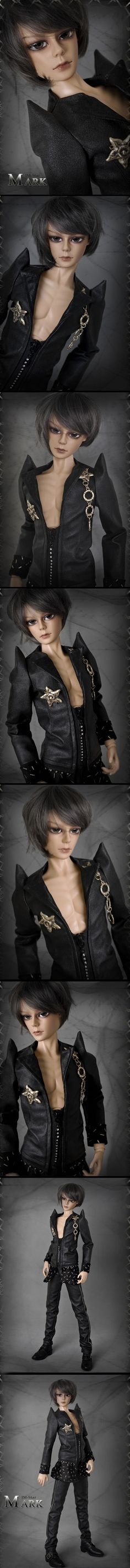 Mark, 64cm Impldoll Boy - BJD Dolls, Accessories - Alice's Collections