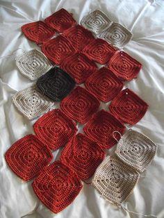 Marvelous Crochet A Shell Stitch Purse Bag Ideas. Wonderful Crochet A Shell Stitch Purse Bag Ideas. Poncho Crochet, Crochet Purse Patterns, Crochet Shell Stitch, Crochet Shoes, Love Crochet, Crochet Granny, Filet Crochet, Crochet Stitches, Dip Dye Fabric