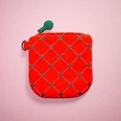 KeyRing Pouch - Singapore Series (The Pineapple)
