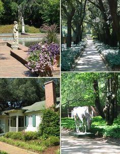 Hopelands Gardens and Rye Patch  Aiken, SC