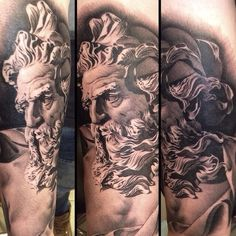 Jesús Cámara | Artists | The International London Tattoo Convention 2015