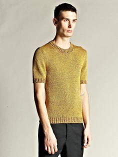 Short Sleeved Sweater Men Men's Short Sleeve Sweater | MS KNIT ...