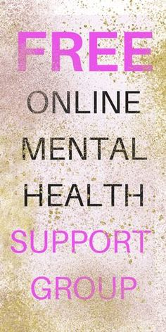 Hi Friends, I'm excited to announce that I launched a new online mental health support group. This is a free Facebook group that you can join to connect with other bad ass babes on a mental health journey. I'm excited to be able to create a positive community and to be able to interact with my...
